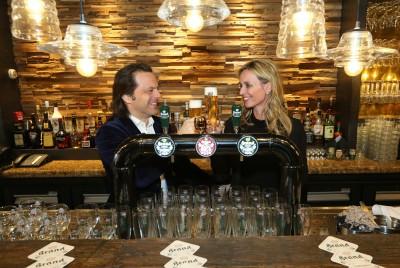 De Brasserie van Boode in Bathmen wint de Bronzen Tapknop
