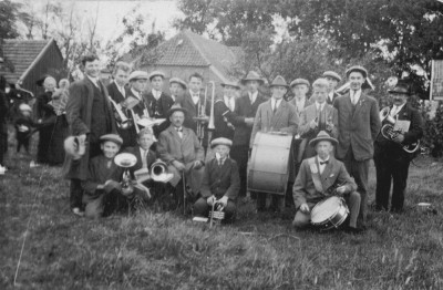 1925 - Muziekvereniging Eendracht 1