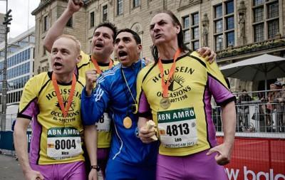 De Marathon van Almen