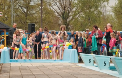 Opening zwemseizoen Leussinkbad