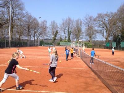 School Tennis Project