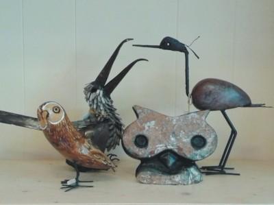Ook vreemde vogels