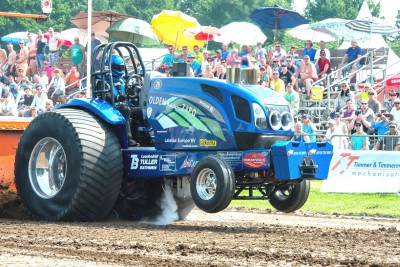 Bathmens Tractorpullingteam