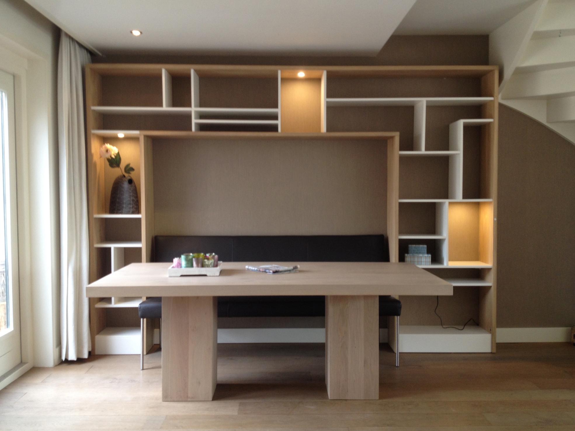 Joris b kkerink binnenwerk12 5 jaar thuis in interieur bathmense krant - Interieurontwerp thuis kleur ...