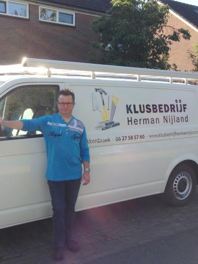 Klussenbedrijf Herman Nijland