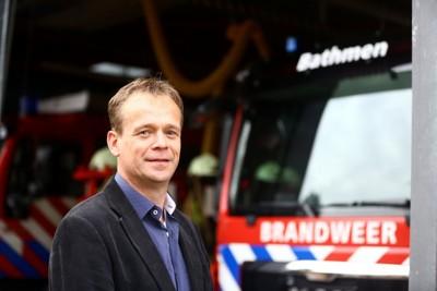 Erik Brilman dorpsbrandwacht