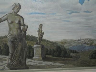 Expositie schilderijen
