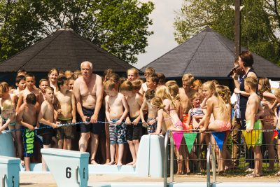 Dol-fijne opening zwemseizoen
