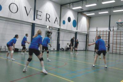 Ovéra Almen afdeling volleybal